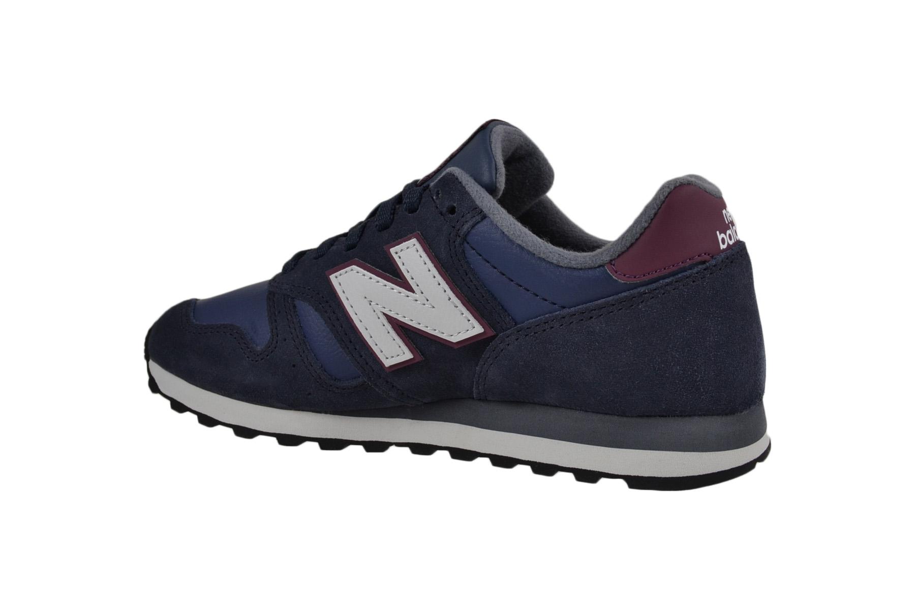 New Balance ML373 NSR navy red Schuhe Sneaker