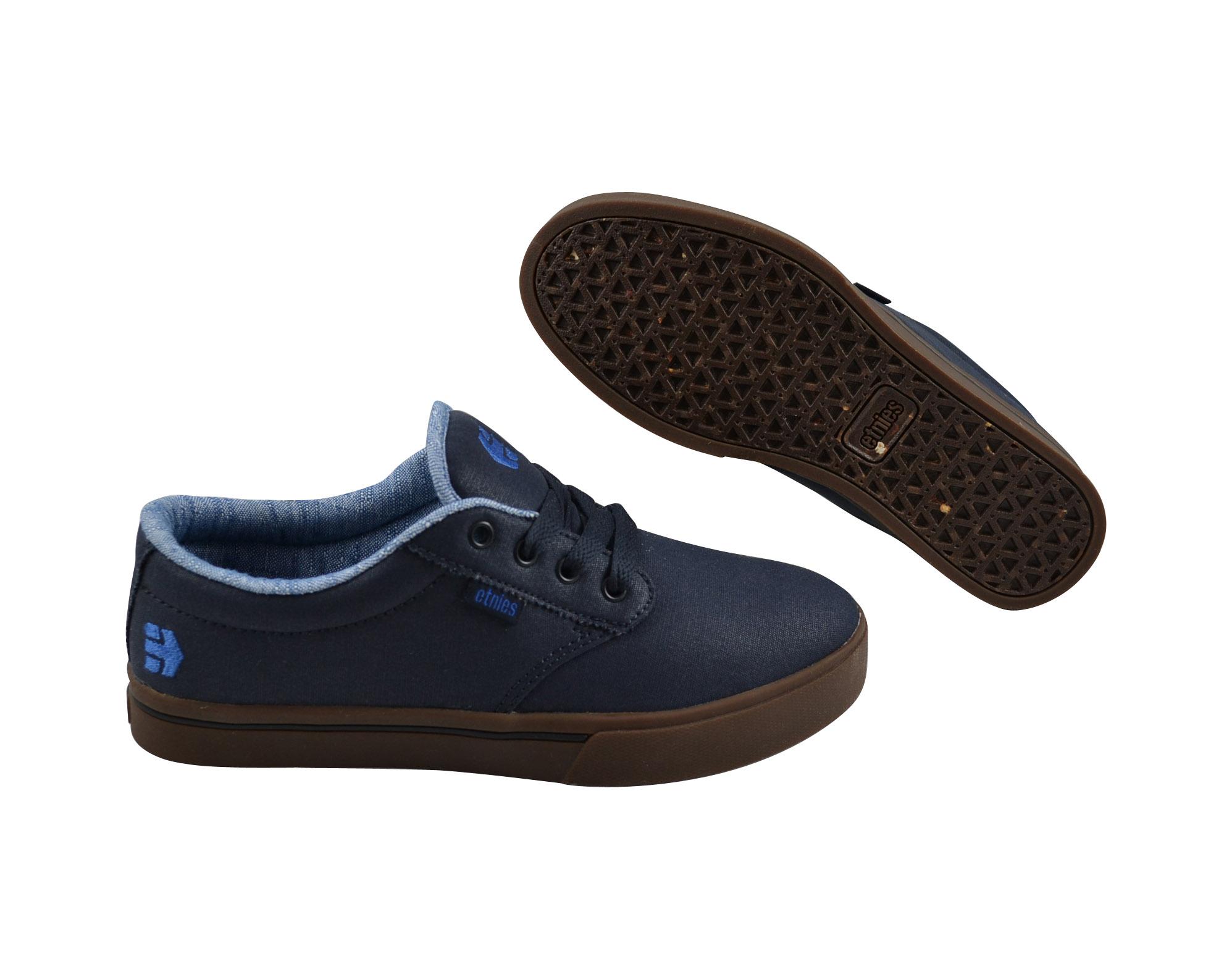 2 Jameson ETNIES ECO schwarz 4101000323 979 gum Weiß Schuhe