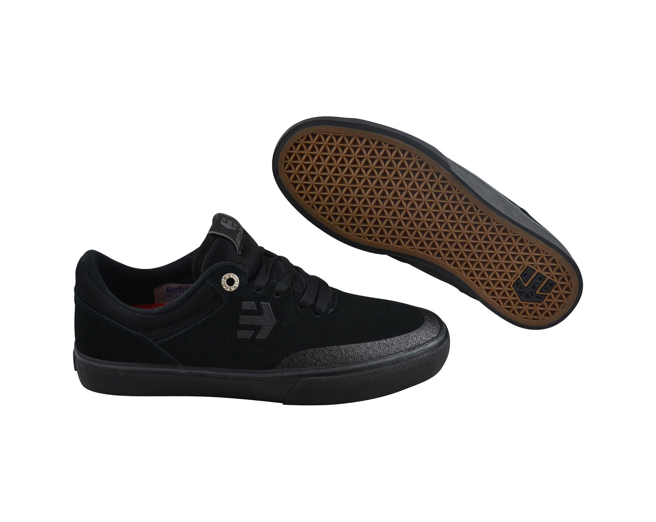 Etnies Marana Vulc black//black//gum Skater Sneaker//Schuhe schwarz