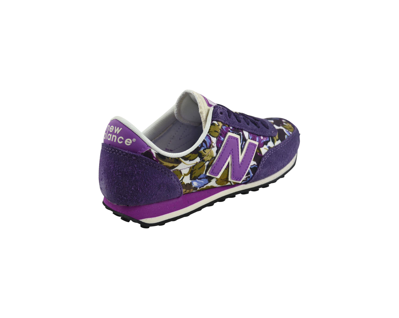 New Balance UL410 TPG purple Blumen Schuhe/Sneaker lila ...
