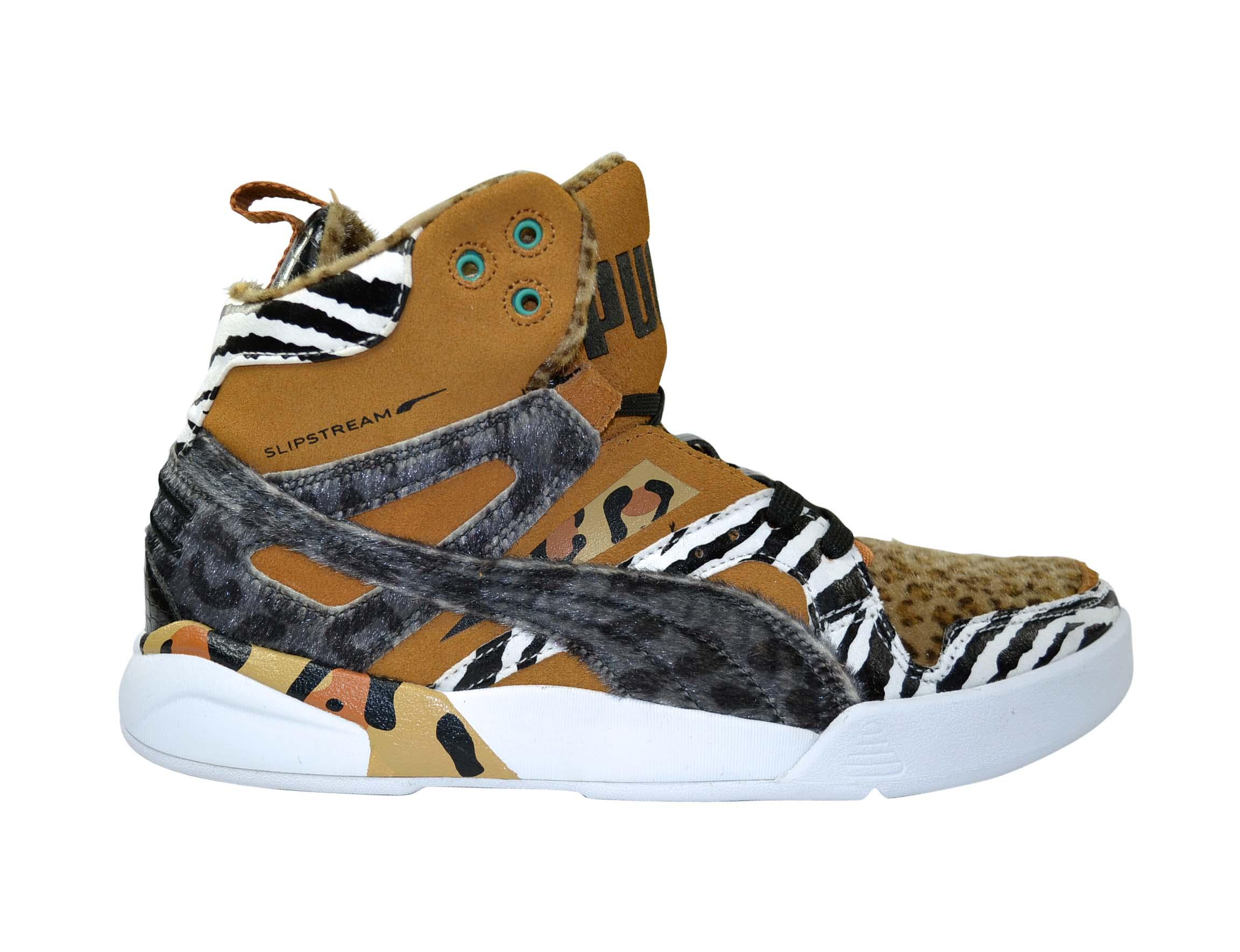 Detalles de Puma Future Trinomic Slipstream Lite Zb Blanco Black ZapatosSneaker 355657 01