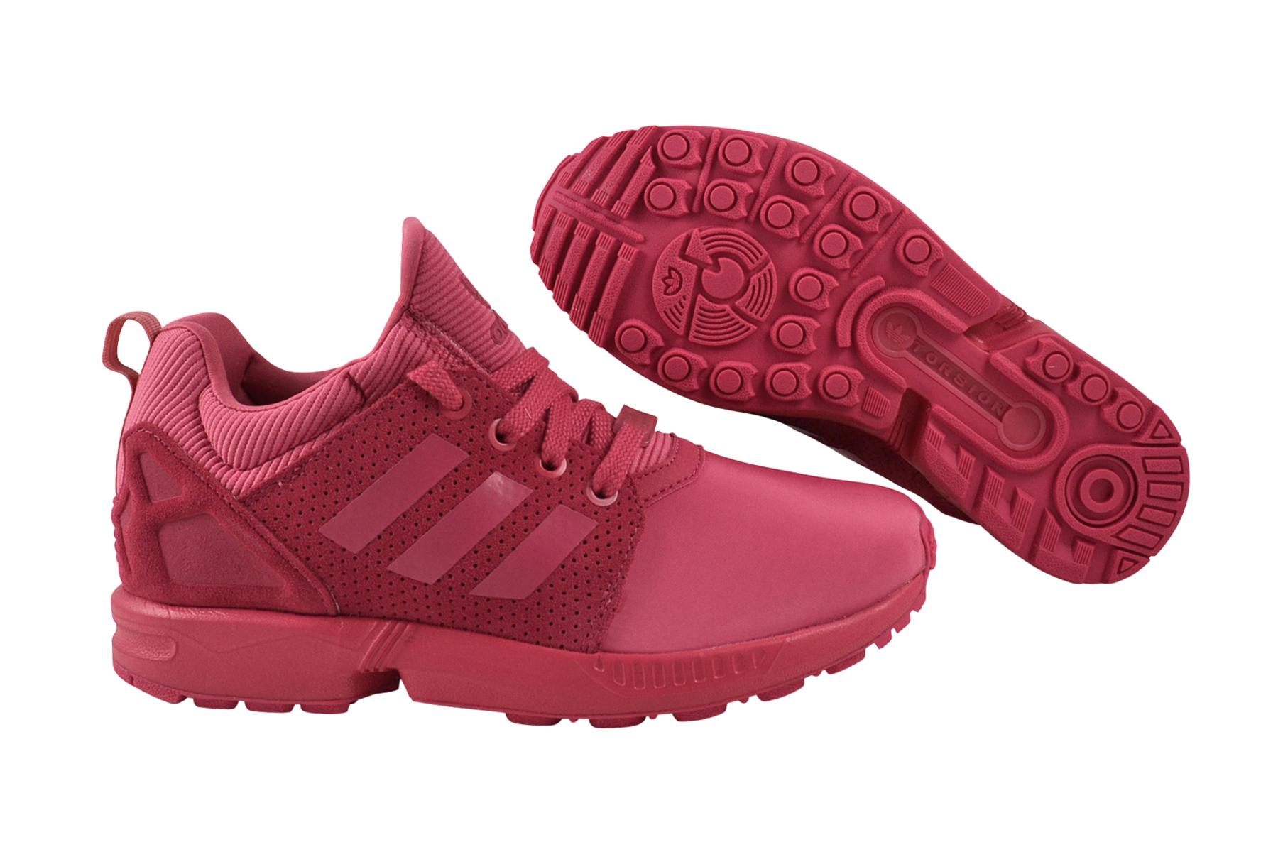 adidas zx flux all red Damen Schuhe gesucht (Klamotten, Sneaker)