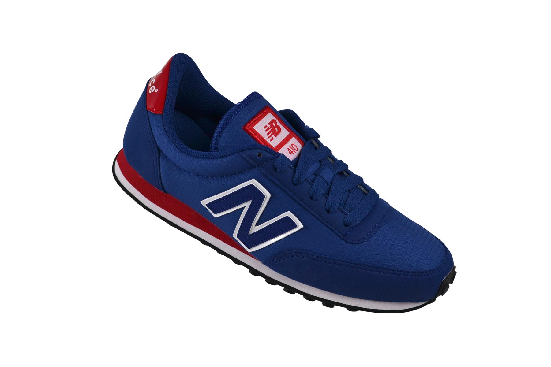 gorąca wyprzedaż niższa cena z buty do biegania Details zu New Balance U410 RIB navy SchuheSneaker blau