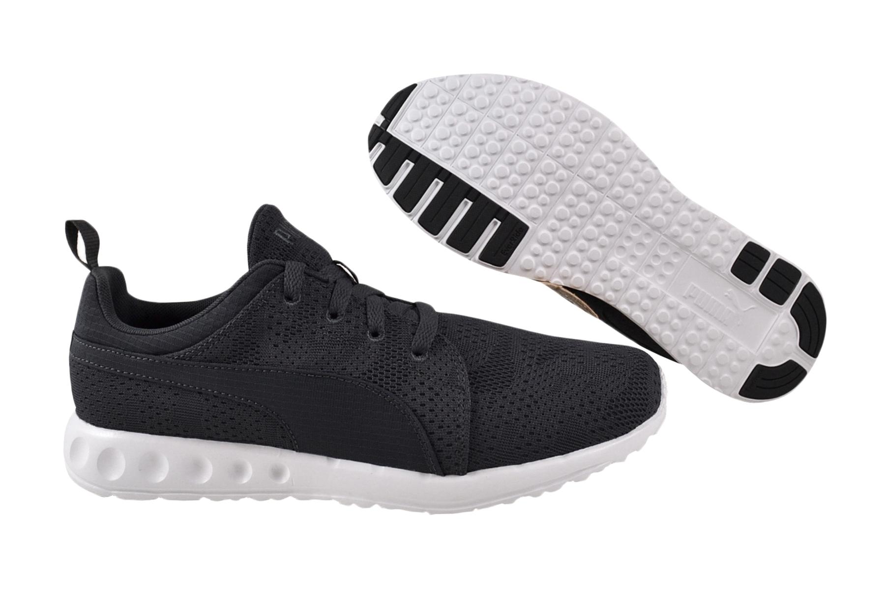 Details zu Puma Carson Runner Camo Mesh EEA asphaltwhite SneakerSchuhe