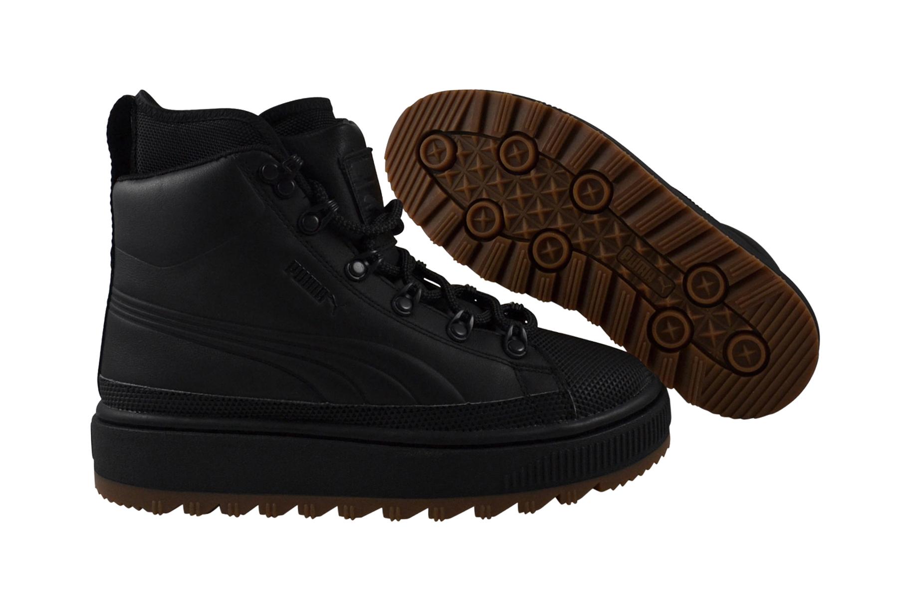 811a5dd823b Puma The Ren Boot black Sneaker Schuhe schwarz 363366 01