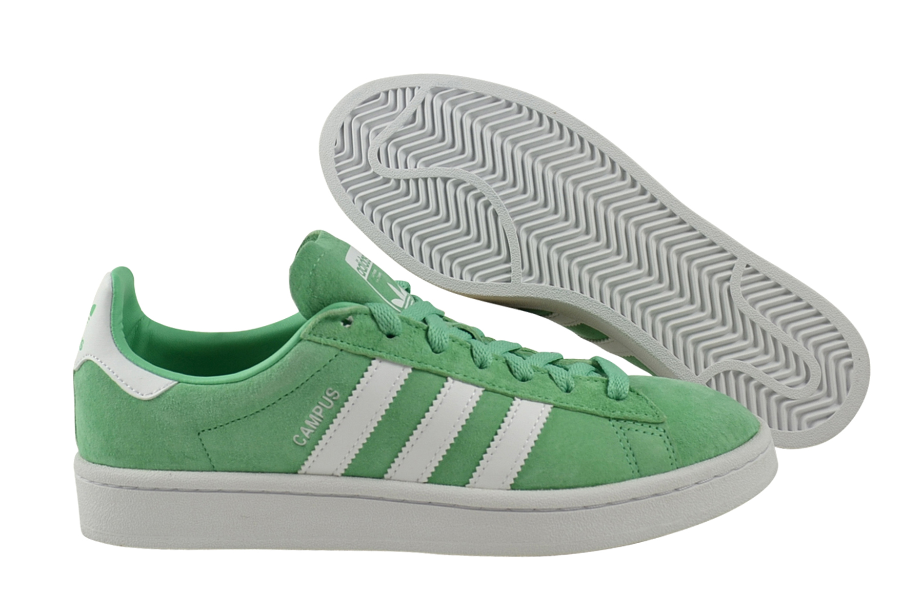 Green ADIDAS Sneakers CAMPUS J