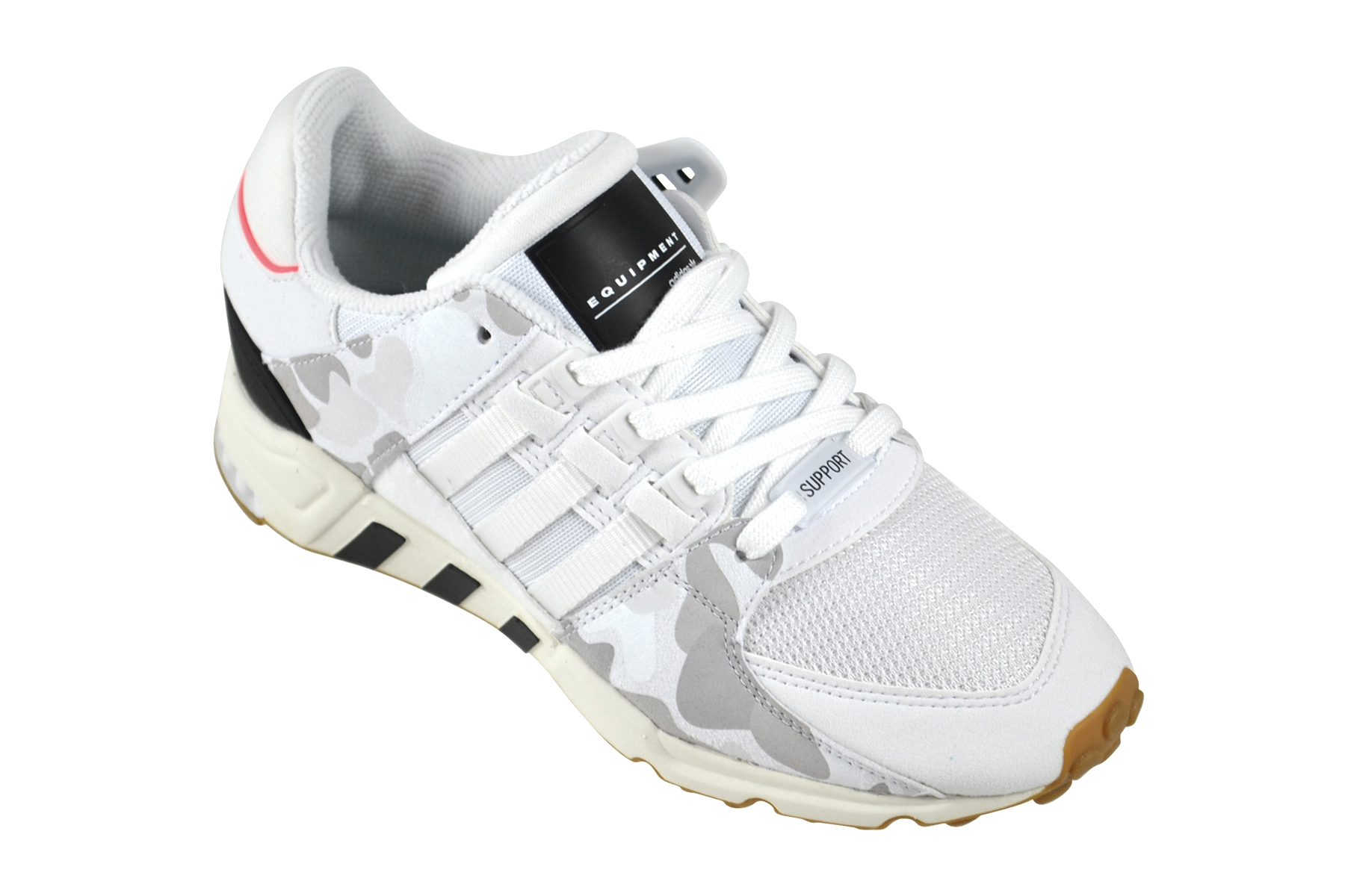 Adidas EQT Support RF Equipment white core black turbo