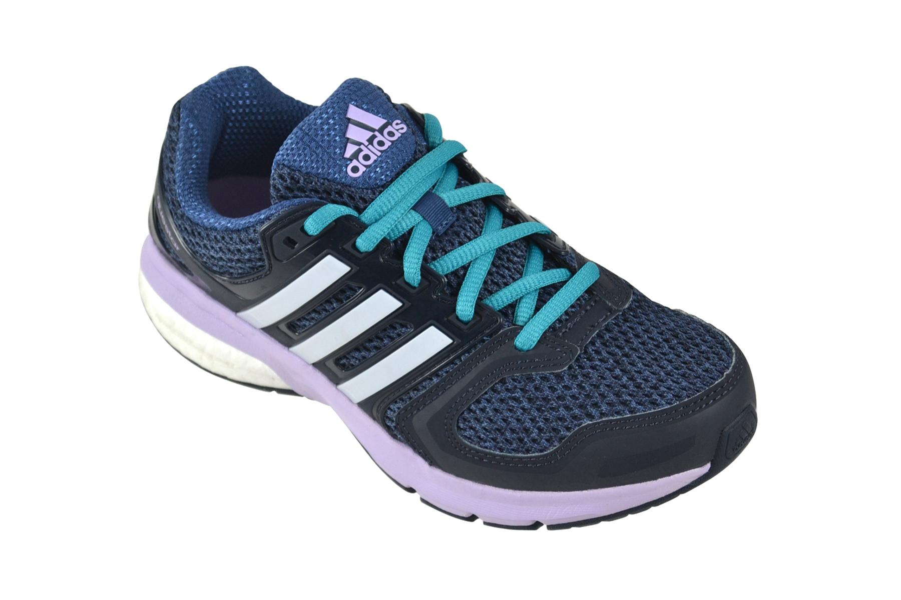 Adidas Questar damen ftwwht purglo Turnschuhe Schuhe blau
