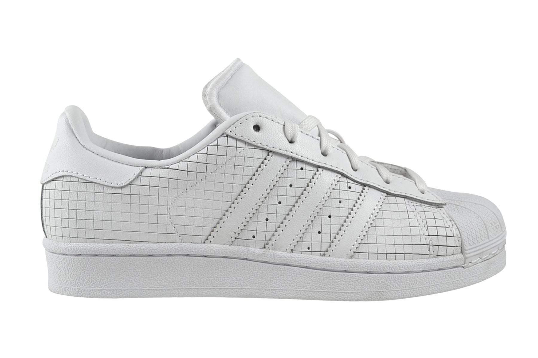 Adidas Superstar Blanco Zapatillas Deportivas Blanco AQ8334