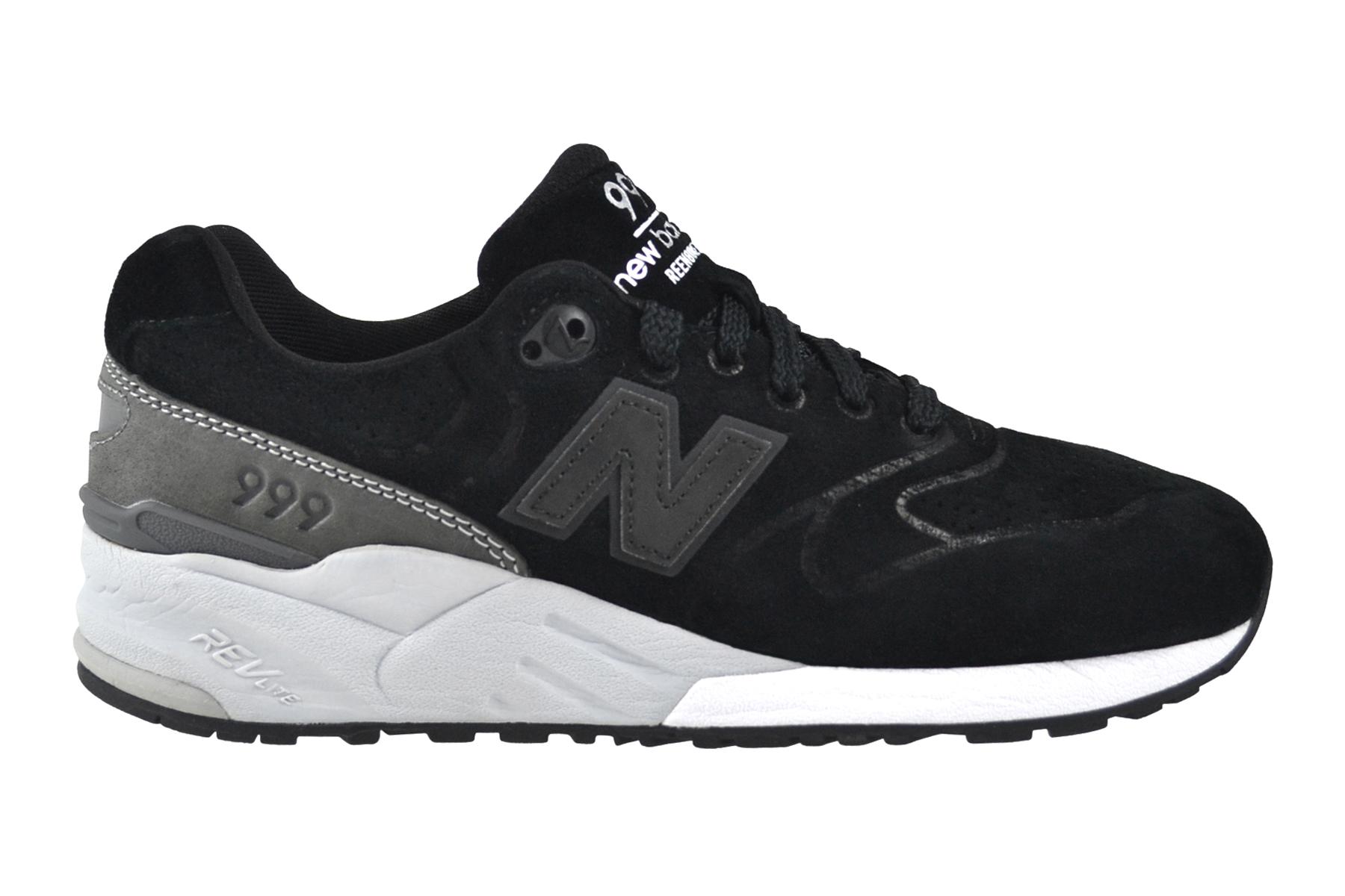 Details zu New Balance MRL996 BA black Schuhe Sneaker schwarz