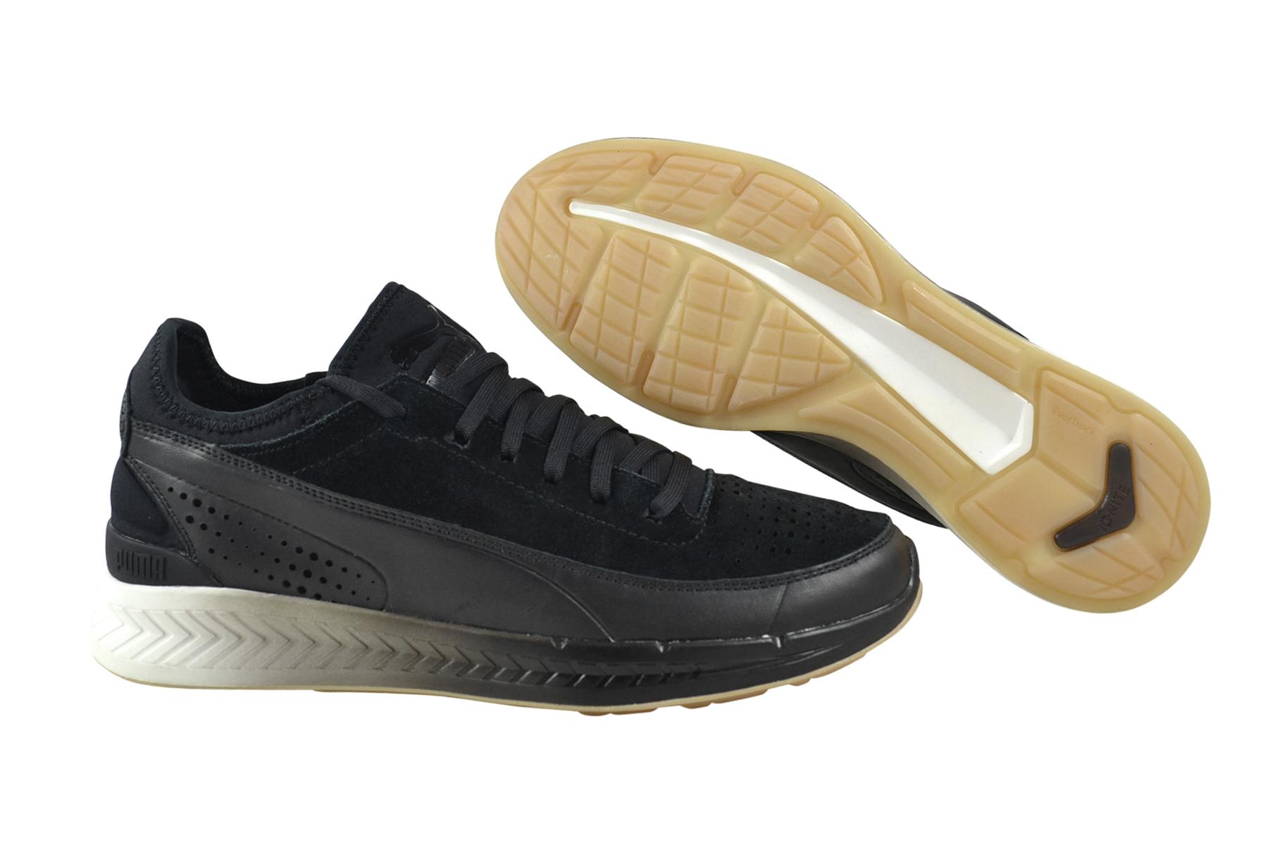 Détails sur Puma Enflamme Chaussette Select Noir Chaussures 360100 01 Soldes