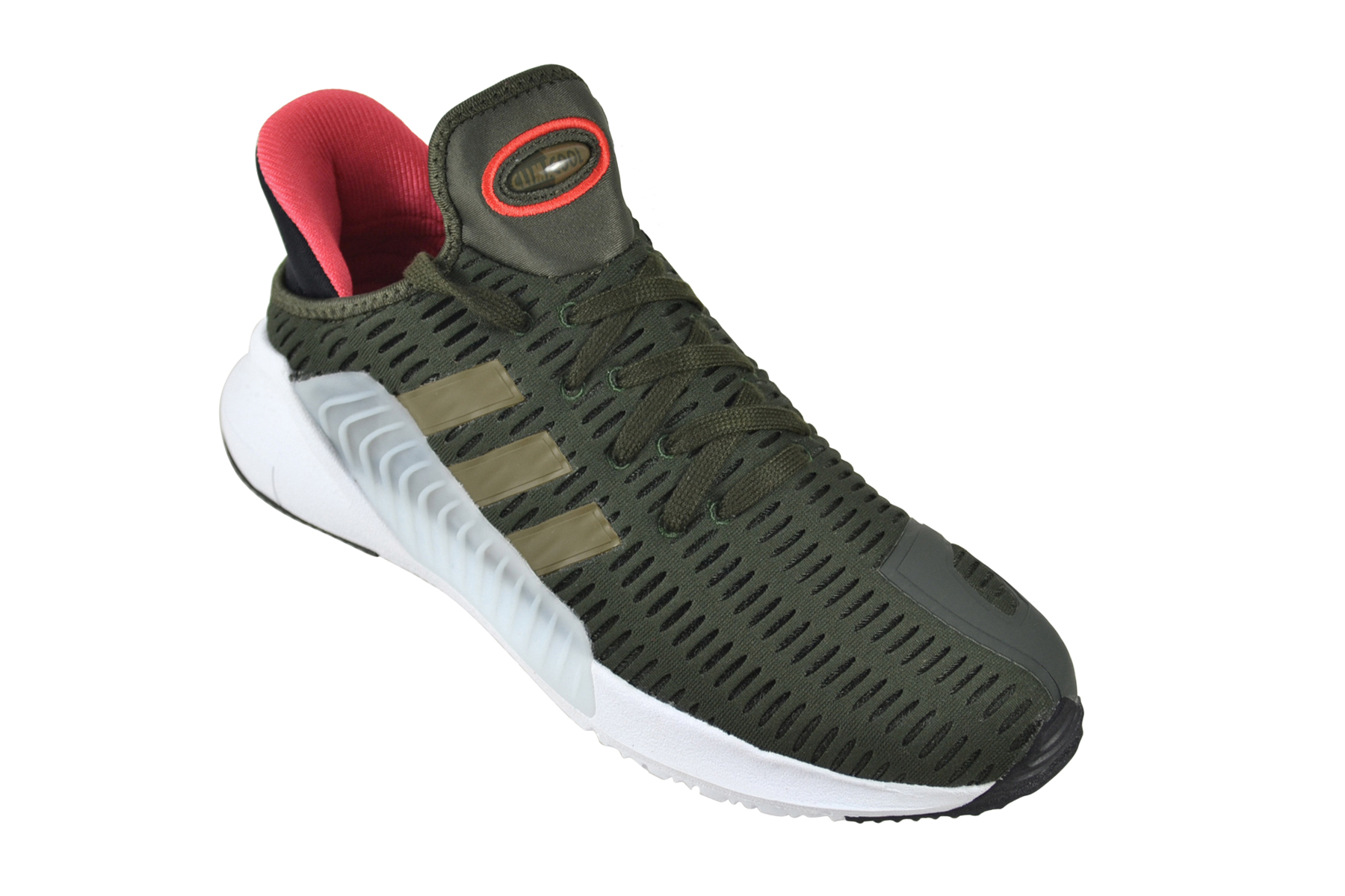 Details about Adidas Climacool 02 17 Night Cargo Olive White 0217 Shoes Sneaker Green CG3345