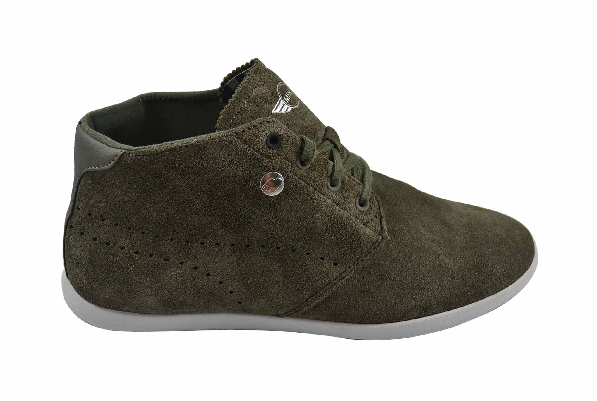 Details about Puma Alwyn Mid Mini Edition grape leafblack SneakerSchuhe olive 304379 03